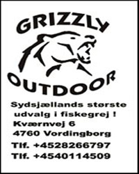 Grizzly fiskegrej