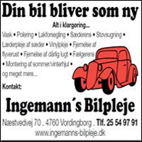 Ingemanns Bilpleje
