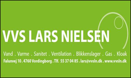 vvs Lars Nielsen Vordingborg
