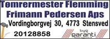Flemming Frimann tømrer