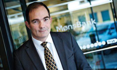 Møns Bank direktør flemming Jensen