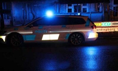 vandvidskørsel og politijagt ved Vordingborg