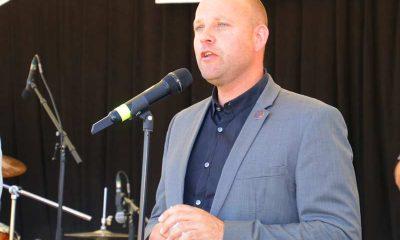 Borgmester Mikael Smed Vordingborg Kommune