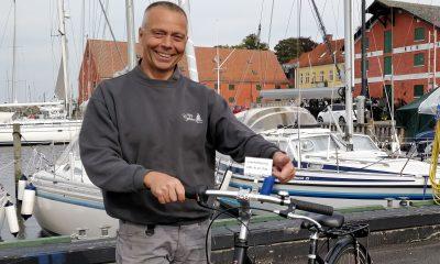 Lykke Cykler på Præstø Havn