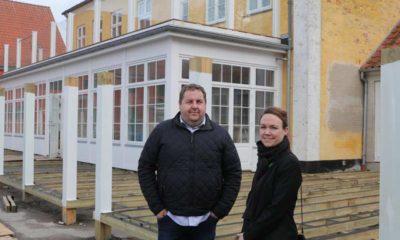 Det Gamle Toldhuus i Præstø