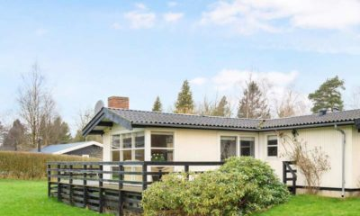 Spættevej 8 Præstø stort fritidshus sommerhus bolig ved Præstø