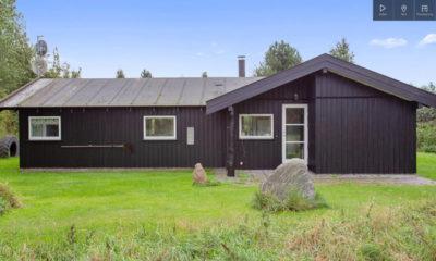 Sommerhus fritidshus på Møn, Kværken 39 Råbylille