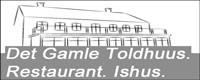 Det gamle Toldhuus. Restaurant, spisested, ishus i Præstø
