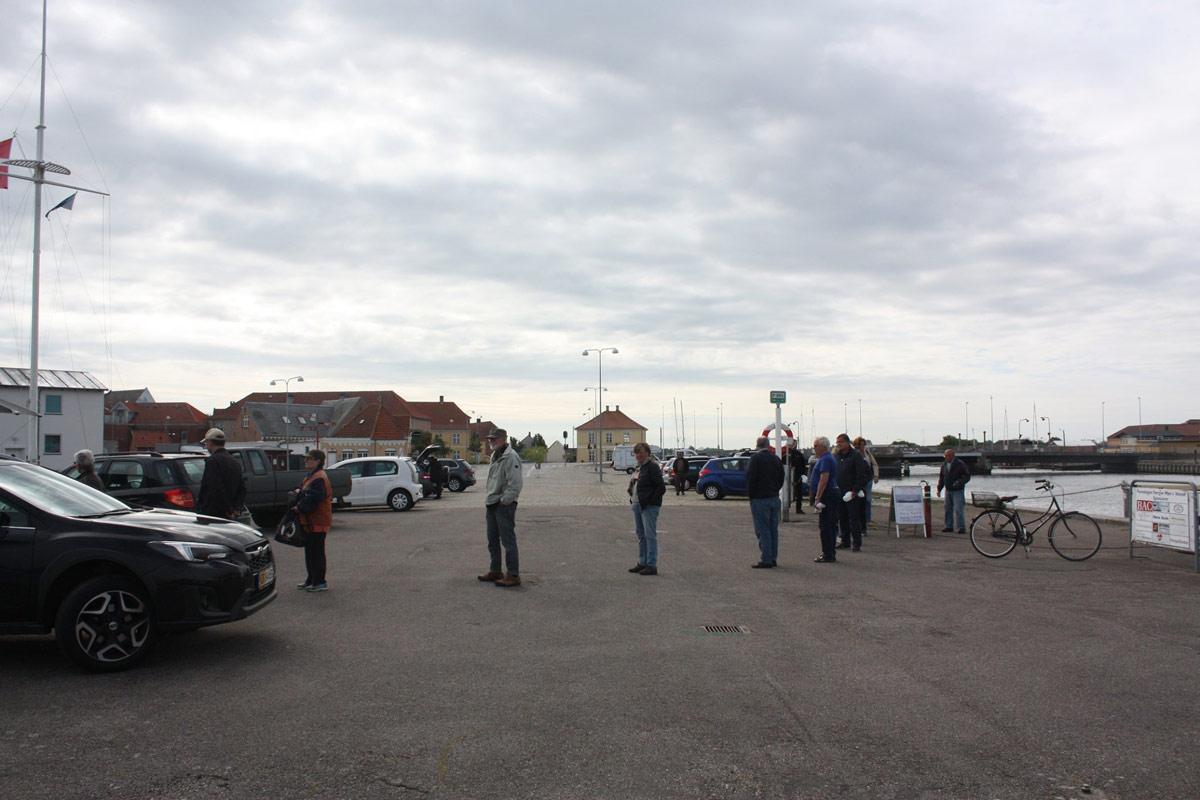 Møn Friske Fisk fra Stegew Havn