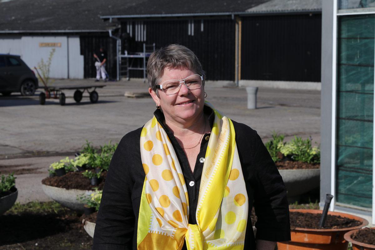 Lise Hansen Thorsen Vordingborg Kommune chef for Trafik og Ejendomme