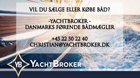 yachtbroker.dk køb salg af både på Sydsjælland og lolland Falster -450x250