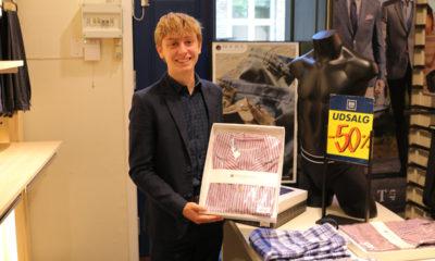 Din Tøjmand i Vordingborg sælger ikke mange pyjamas