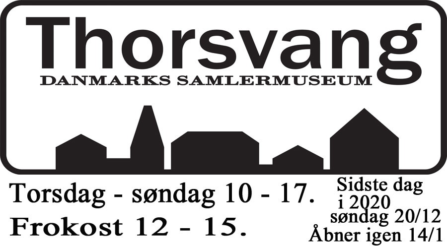 Samlermuseet Thorsvang i Stege på Møn