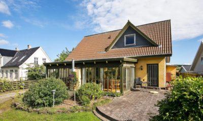 Vordingborgvej 7 bolig hus ejendom Stensved Vordingborg