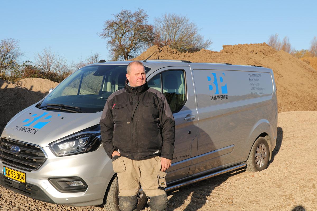 Tømrermester Brian Poulsen BP tømreren Vordingborg