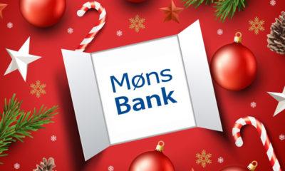 Møns Bank ny hjemmeside