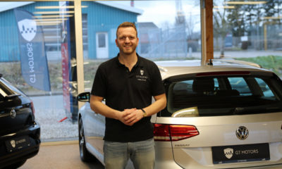 GT Motors Lasse Olsen Vordingborg
