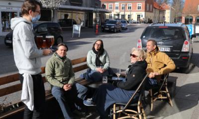 Stege på Møn Ba`ryhl Bar & Cafè