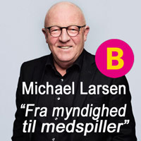 Michael Larsen radikal vordingborg