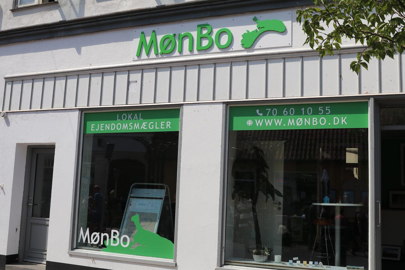 MønBo ejendomsmægler Stege på Møn