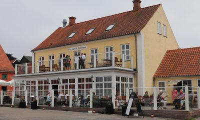 restaurant Det Gamle Toldhuus i Præstø