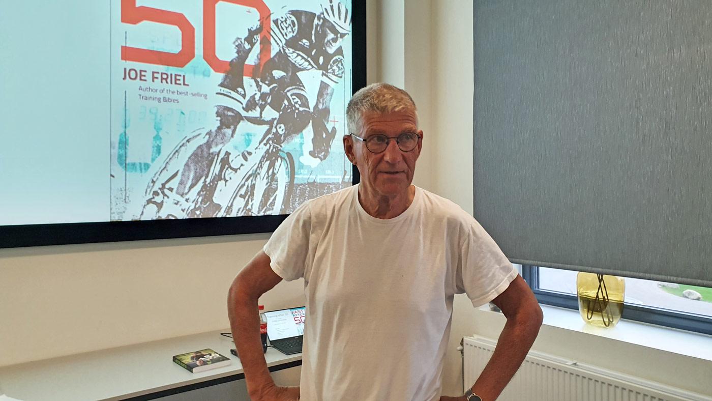 Formand VMC (Vordingborg Motions Cykelclub) Klaus Michael Jensen