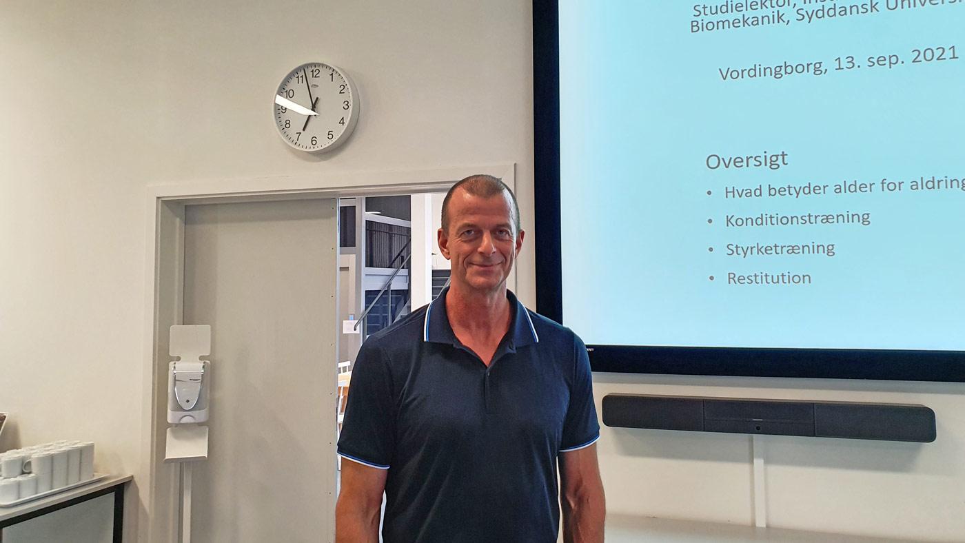 Morten Zacho studielektor syddansk universitet idrætsfysiolog